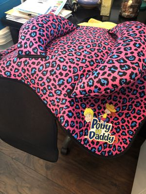 Pony Up Daddy saddle - piggy back ride for Sale for sale  Long Beach, CA
