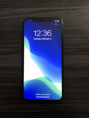 iPhone X - 256 GB Black Factory Unlocked for Sale in Los Angeles, CA