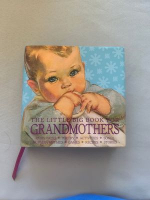 The Little Big Book For Grandmothers for Sale in Downey, CA