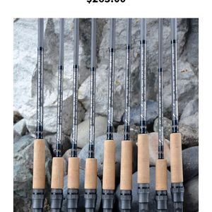 "Lamaglas 8'6"" Mbs Graphite Bass Rod for Sale in San Francisco, CA"