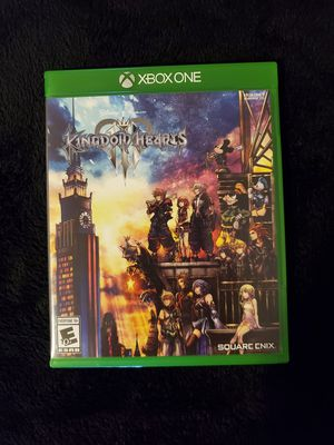 Kingdom Hearts 3 (Xbox One) for Sale in Gahanna, OH