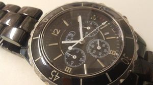 Ceramic Couture Chronograph Ceramic Bracelet Watch for Sale in Tampa, FL