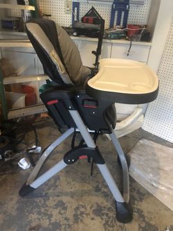 High chair OBO for Sale in North Bend,  WA