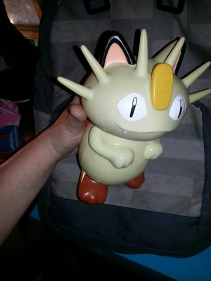 vintage pokemon cup. Meowth for Sale in Loma Linda, CA
