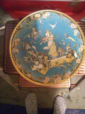 2 decor plates for Sale in Herndon, VA