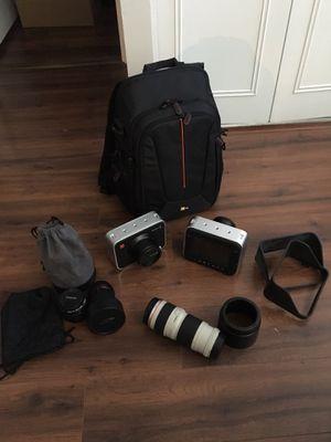 Blackmagic Cameras & Film Production Equipment lot for Sale in Santa Maria, CA