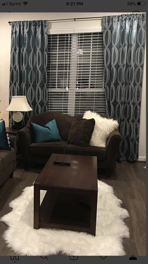 Curtains and Decorative Pillows for Sale in Lansdowne, VA