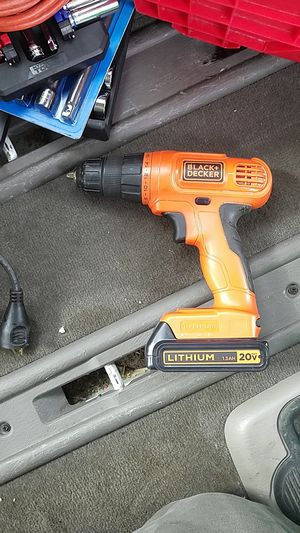 Drill fully charged no charger for Sale in LEHIGHTN BOR0, PA