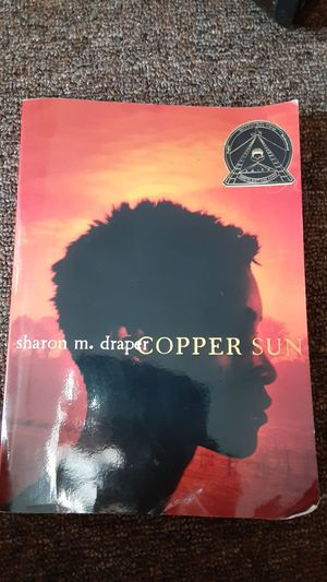 (Sharon m. Draper COPPER SUN) autographed for Sale in McDonough, GA