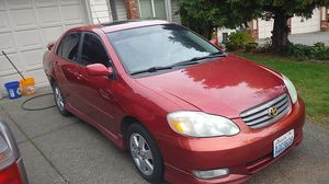 2004 Toyota Carolla for Sale in Seattle, WA