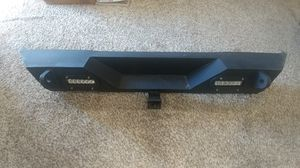 Jeep Wrangler offroad rear bumper lift kit top rocksliders for Sale in Garden Grove, CA
