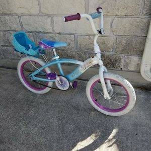 Little Girls Bike Bicycle Baby Doll Carrier for Sale in Kyle, TX