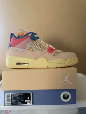 Jordan 4 Retro Union Guava Ice Size 9 for Sale in Hacienda Heights, CA