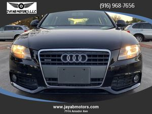 2009 Audi A4 for Sale in Sacramento, CA