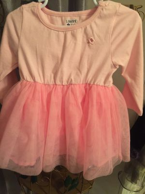 Little girls limited too sweet pink 🌸cotton on top frilly🌸 skirted ballerina bottom 🌸sz 24 months for Sale in Northfield, OH