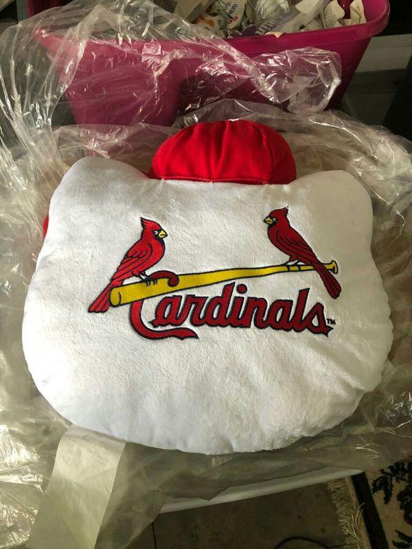 St Louis Cardinals Pillow