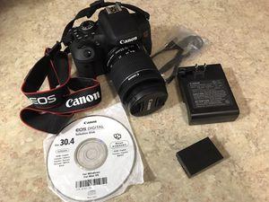 Canon EOS Rebel T6i for Sale in Miami, FL