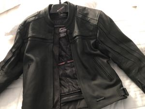 Motorcycle jackets (3) pants & gloves for Sale in FL, US