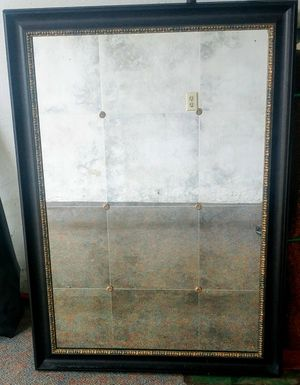 Wall Mirror With D-Rings To Hang Vertically Or Horizontally for Sale in PA, US