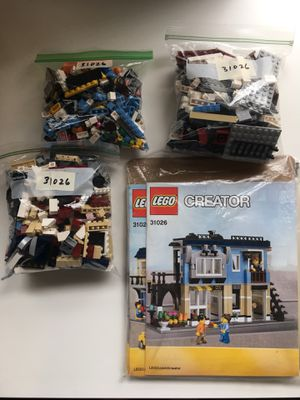 LEGO Creator 3-in-1 Bike Shop - 31026 for Sale in Tampa, FL