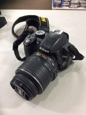 Nikon D3100 Camera 42654-1 LJ for Sale in Rockford, IL