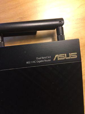 Asus router 3x3 802.11AC Gigabit Router for Sale in Elmwood Park, IL