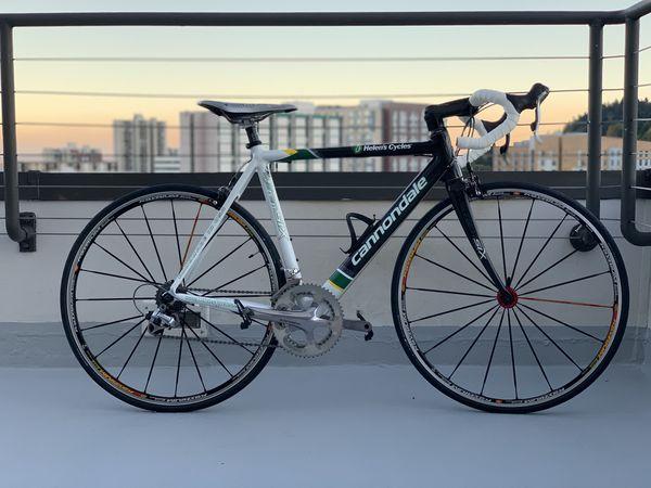 Cannondale System-Six Cycling Bike
