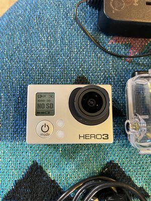 GoPro Hero 3 for Sale in Tempe, AZ