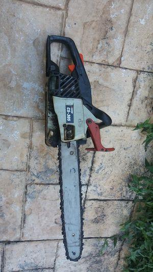 Echo CS-305 Chainsaw for Sale in Hollywood, FL