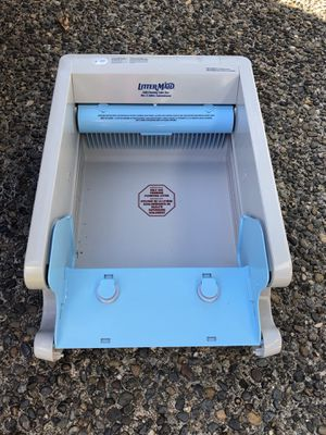 LitterMaid self cleaning litter box for Sale in Federal Way, WA