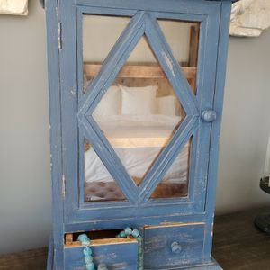 Pottery Barn Display Cabinet for Sale in Newport Beach, CA