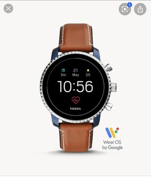 New Unopened Fossil Gen 4 Smartwatch for Sale in Canton, MA