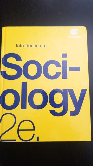 Sociology 2e book for Sale in North Las Vegas, NV
