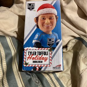 New Tyler Toffoli Holiday Bobblehead for Sale in Los Angeles, CA