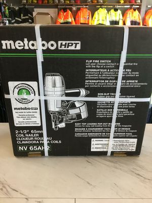 Metabo siding nailing gun for Sale in Tacoma, WA