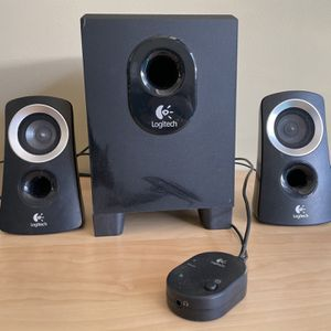 Logitech Speakers And Subwoofer for Sale in San Diego, CA