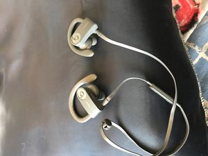 Powerbeats 3 wireless earbuds for Sale in Tempe, AZ