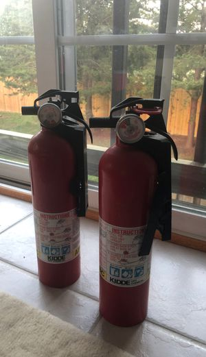 Fire Extinguishers for Sale in Springfield, VA