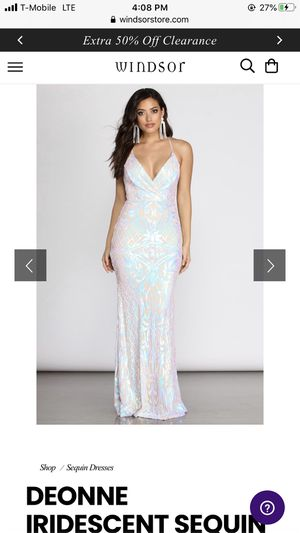 Prom dress for Sale in Garden Grove, CA