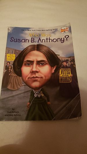 Who was Susan B. Anthony for Sale in Los Angeles, CA