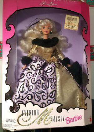 '96 Evening Majesty Barbie Mattel 17235 Evening Elegance Series Special Edition for Sale in Deltona, FL