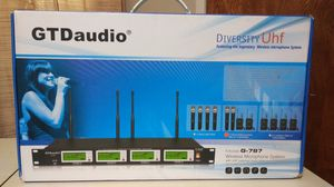 Wireless mics for Sale in Houston, TX