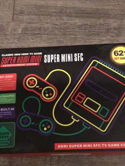 Super Mini SFC Tv Game Console for Sale in North Bend,  WA