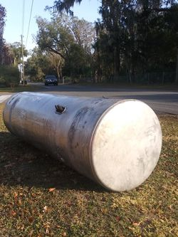 Diesel Fuel tank. No Holes130 Gallons for Sale in Ocala,  FL
