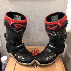 Alpinestars Tech 7 Size 8 Mx Moto Riding Boots for Sale in Hoquiam,  WA