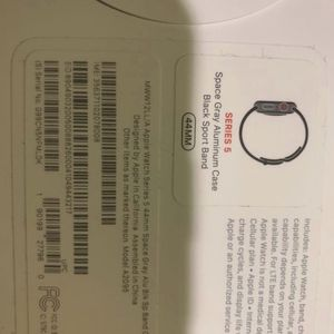 BRAND NEW SERIES 5 APPLE WATCH NEED GONE RIGHT NOW for Sale in Washington, DC