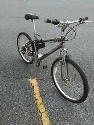 ELECTRIC BICYCLE ezip trailz with new batteries and upgrades, ready to ride. Price firm.....includes battery and charger not pictured. for Sale in Snellville, GA