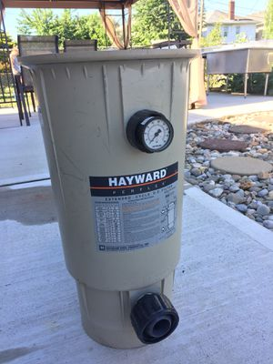 D.E pool filter (just the body)model.EC50AC great condition for Sale in Bethlehem, PA