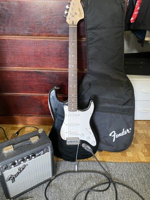 Electric Guitar and amp for Sale in Honolulu, HI
