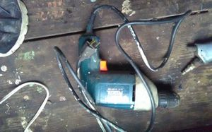 Corded black & Decker drill type 3 for Sale in Dallas, OR